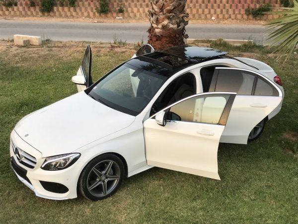 Mercedes-Benz Classe C C180 KIT AMG BiXenon
