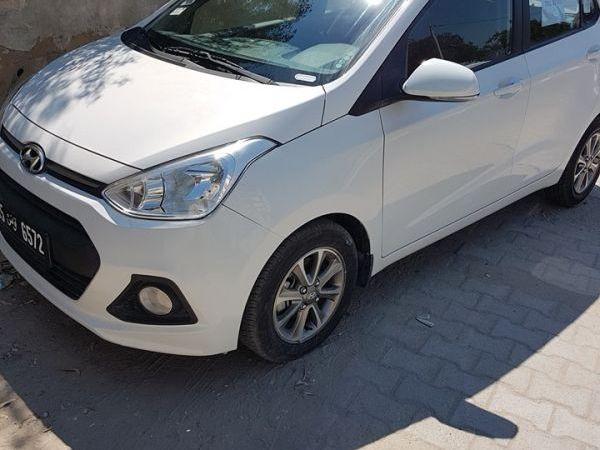 Hyundai Grand i10 vitesse automatique