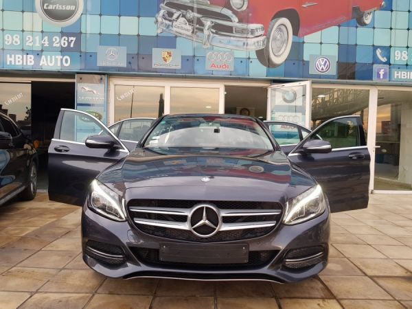 Mercedes-Benz Classe C C180 Avantgarde BVA