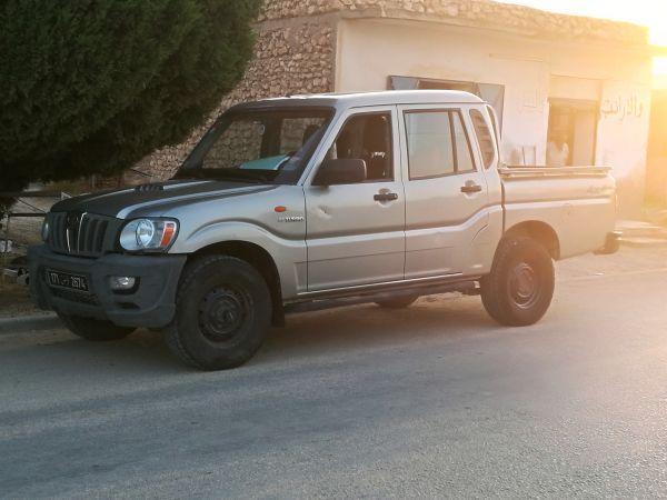 Mahindra Scorpio Pick-up DC