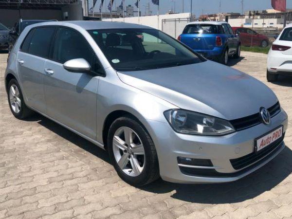 Volkswagen Golf 7 1.2L essence boite a