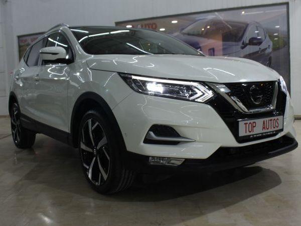 Nissan Qashqai Tekna+