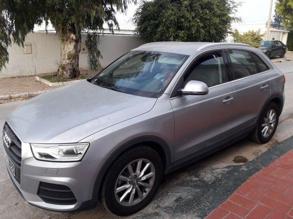 Audi Q3 1,4 TFSI FCR