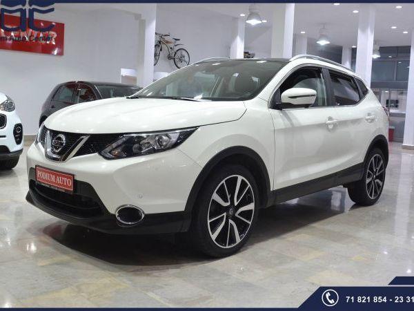 Nissan Qashqai 1.2 TSI
