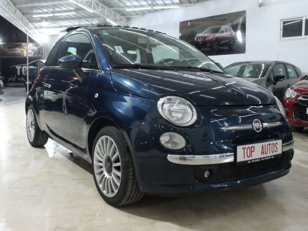 Fiat 500 Pack Luxe