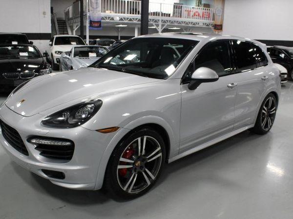 Porsche Cayenne Gts. Rs matricule