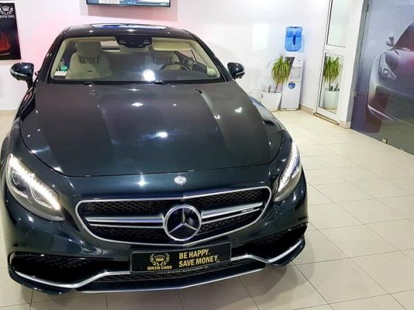Mercedes-Benz Classe S 50cv/5.5L/ 585 din