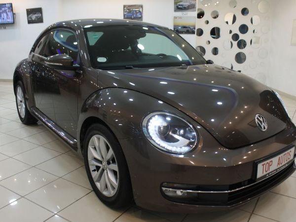 Volkswagen New Beetle new beetle confort