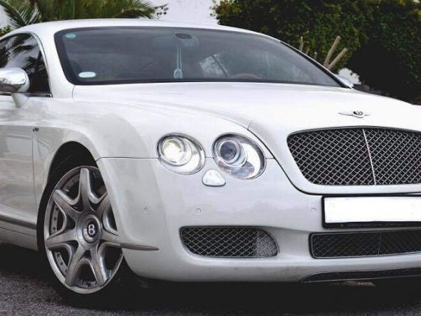 Bentley Continental Bentley continental