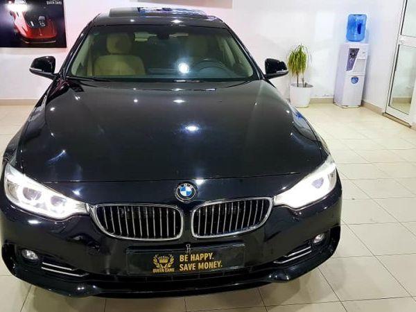 BMW Série 4 Gran Coupé 10cv