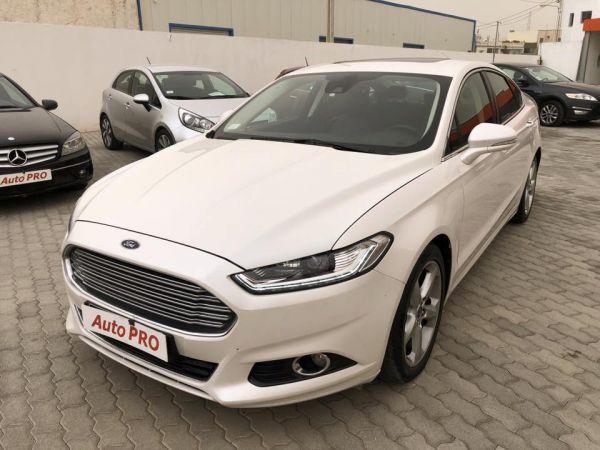 Ford Fusion 1.5L