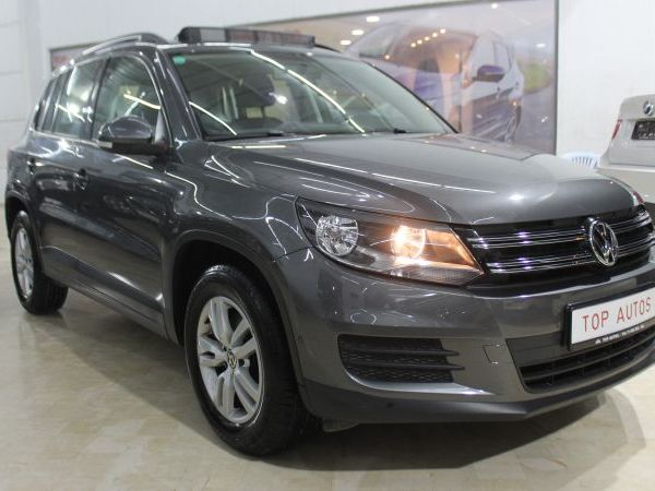 Volkswagen Tiguan Bluemotion 1.2