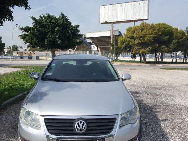 Volkswagen Passat moteur 1.6