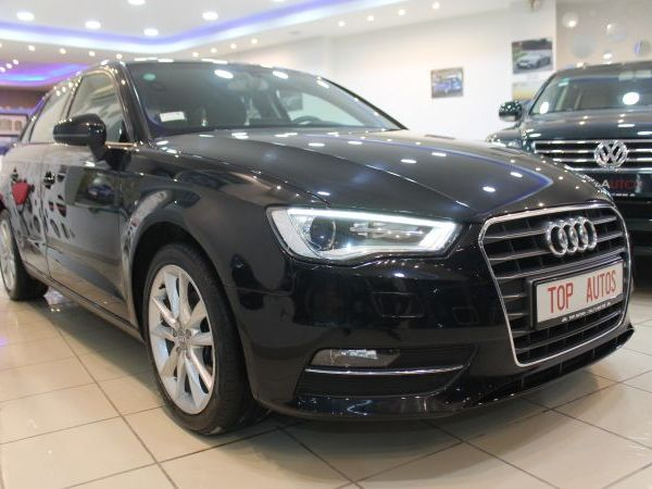 Audi A3 Pack luxe