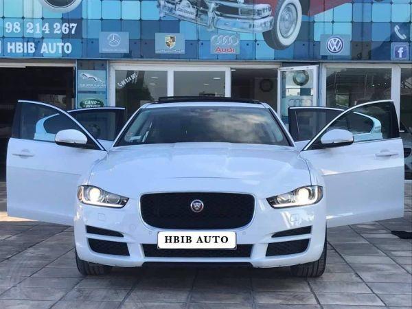 Jaguar XE BVA Toit BINXENON
