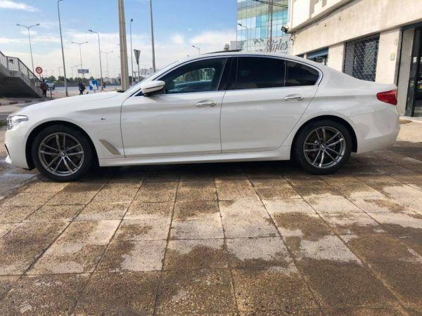 BMW Série 5 pack M