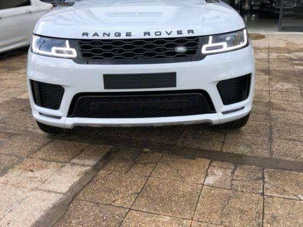 Land Rover Range Rover Sport BLACK PACK