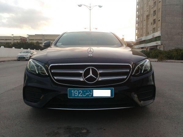 Mercedes-Benz Classe E 200 KIT AMG TU 192