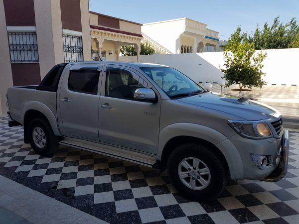 Toyota Hilux 8 cv 2.5L