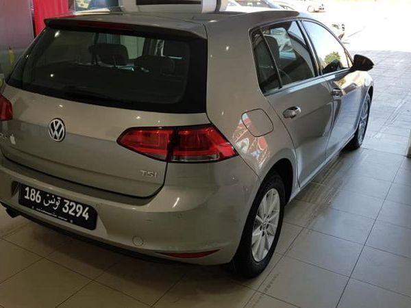 Volkswagen Golf 7 1.2 boite 6 essence