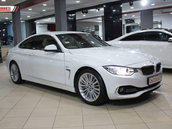 BMW Série 4 Coupé Luxury