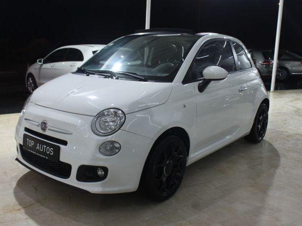 Fiat 500 fiat500 cabriolet