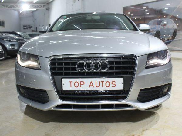 Audi A4 BVA