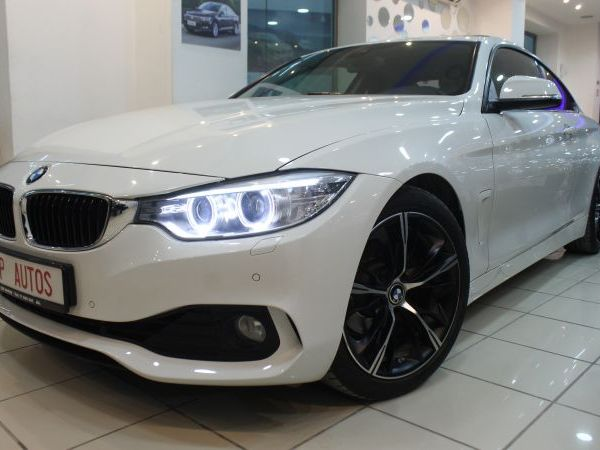 BMW Série 4 Coupé kit M