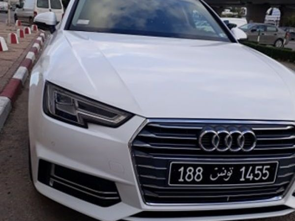 Audi A4 LUXE S-TRONIC S-LINE