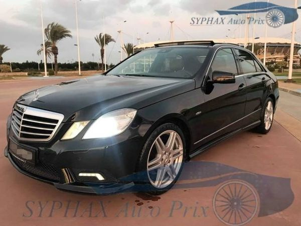 Mercedes-Benz Classe E AMG Package
