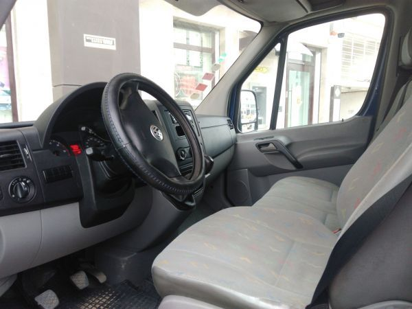 Volkswagen Crafter 2.5 tdi 5 cylindres
