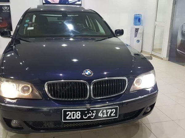 BMW Série 7 15cv 3.0L