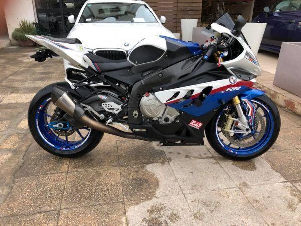 BMW Autre S1000RR