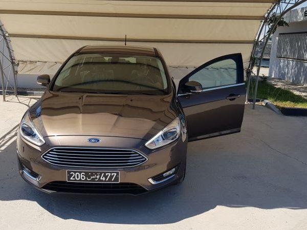 Ford Focus Titanium EcoBoost