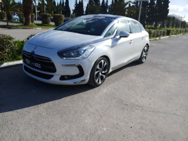 DS 5 Sport chic essence
