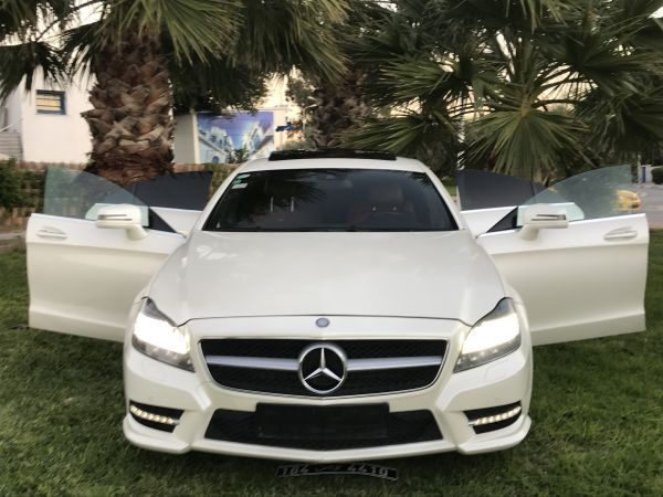 Mercedes-Benz CLS 250 CDI KIT AMG