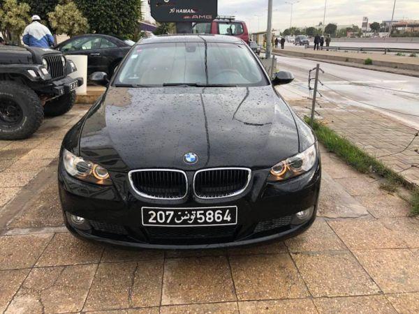 BMW Série 3 coupé 320 coupe