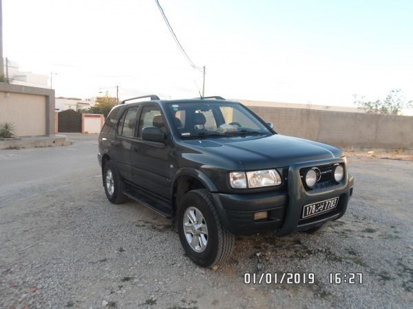 Opel Frontera 9cv injection direct