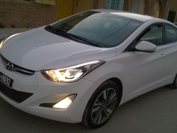 Hyundai Elantra 1.6 / 130 cv