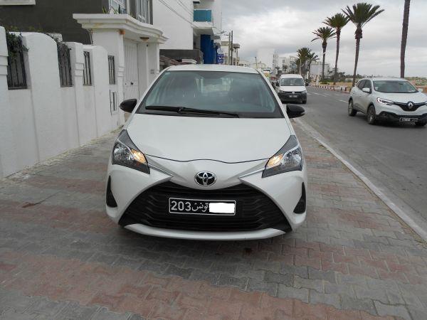 Toyota Yaris 2018 Radar  arr TT o