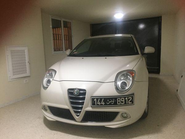 Alfa Romeo Mito essence 1.4L boîte 6