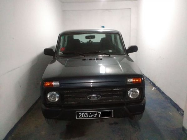 Lada 4x4 urbain 4x4