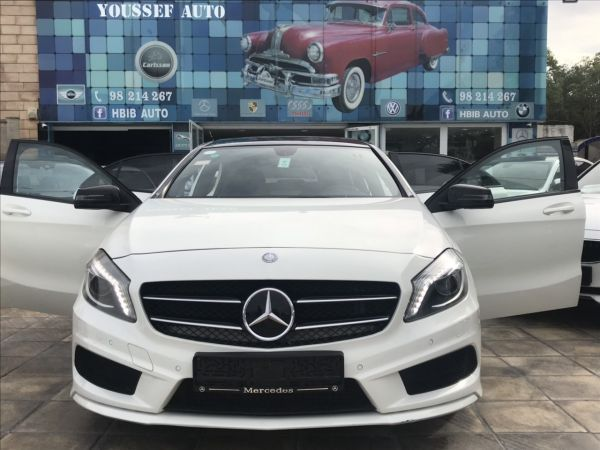 Mercedes-Benz Classe A KIT AMG PACK NIGHT