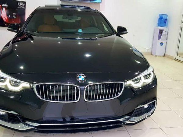 BMW Série 4 Gran Coupé 7CV 136 DIN