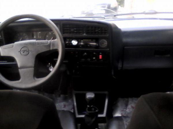 Opel Ascona 7 cv essence