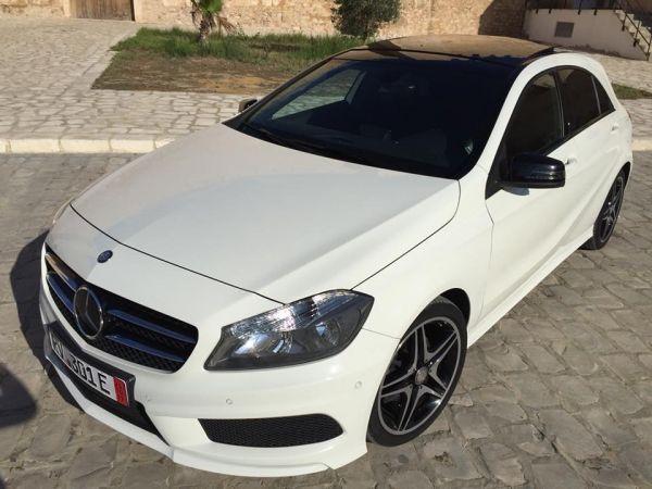 Mercedes-Benz Classe A Kit amg night paket