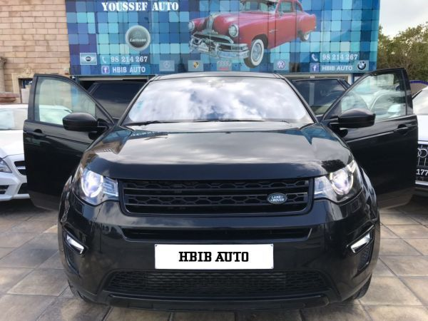 Land Rover Discovery Sport SPORT Dynamic