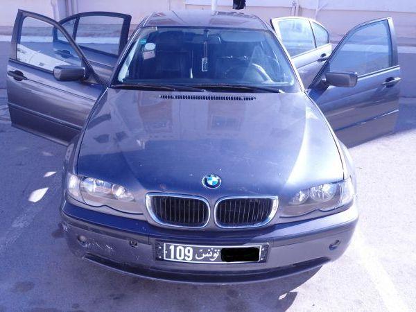 BMW Série 3 4 cylindre