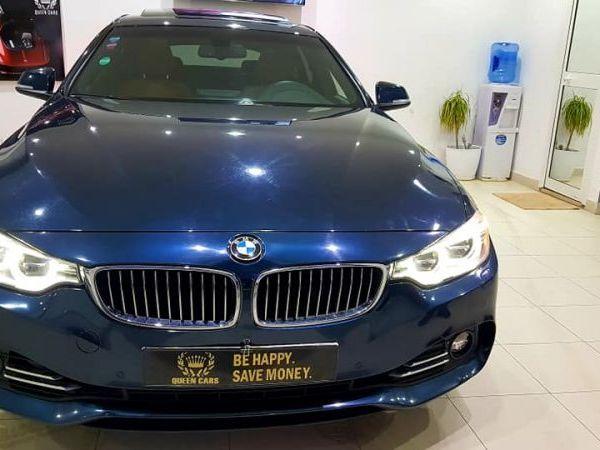 BMW Série 4 Gran Coupé 7CV