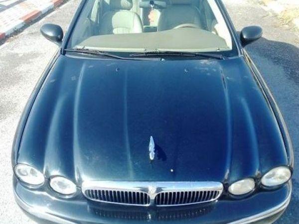 Jaguar X-Type Pack luxe2.5 V6 10cv